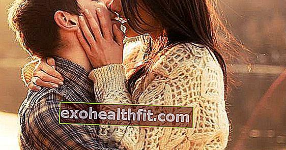 Ας φιλήσουμε πολύ! Ανακαλύψτε 5 οφέλη από το φιλί για την υγεία μας!