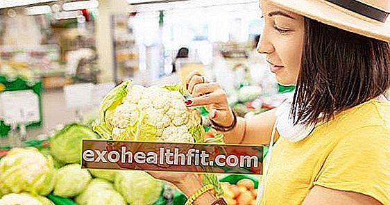 Μάθετε πώς να επιλέγετε λαχανικά στην αγορά και πώς να τα καθαρίζετε σωστά στο σπίτι
