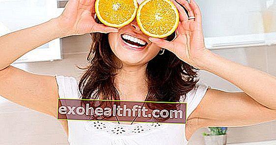 Makanan penglihatan yang baik: Lihat lebih baik!