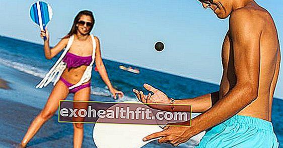 Frescobol: Bu yaz sporunun sağlığa faydalarını anlayın