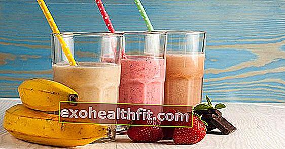 مخفوق الحليب الصحي: 6 وصفات خفيفة لمن لا يريدون التخلي عن الحلوى