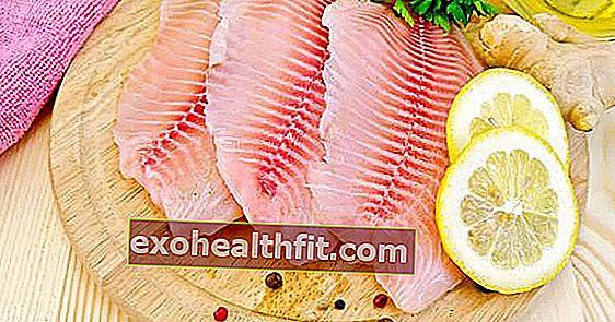 Ringan, enak dan bergizi: Investasikan ikan nila dalam makanan Anda!