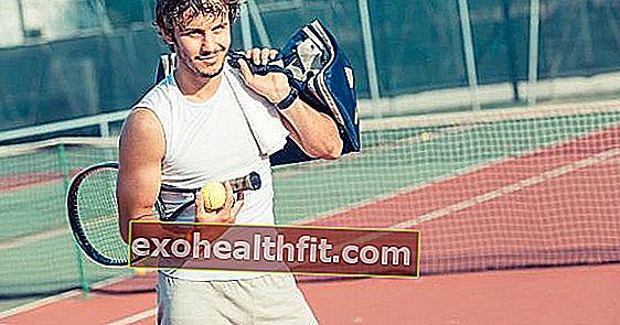 Tenis, squash, ping-pong: olahraga raket adalah yang terbaik untuk kesehatan