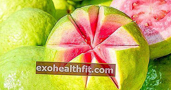 Мякоть гуавы и ее лечебные свойства: откройте для себя 6 преимуществ этого фрукта