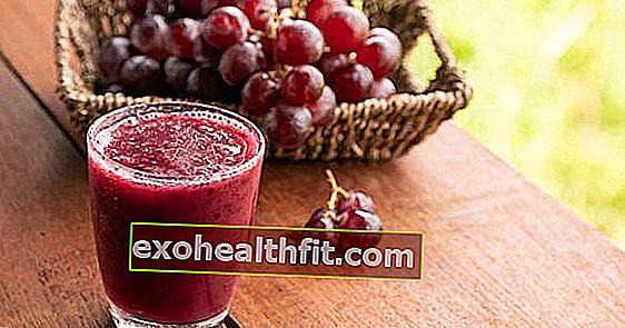 Для чого потрібен ресвератрол? Користь цього антиоксиданту, присутнього у винограді
