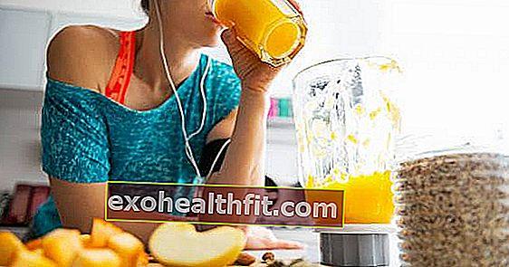 Membersihkan tubuh: 5 makanan yang akan membuat hati Anda sehat