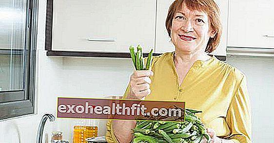 Похудеть: приобретите силу бамии для здоровой диеты для похудения