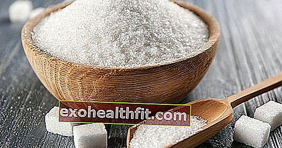 5 προβλήματα που προκαλούνται από την υπερβολική ζάχαρη στο σώμα