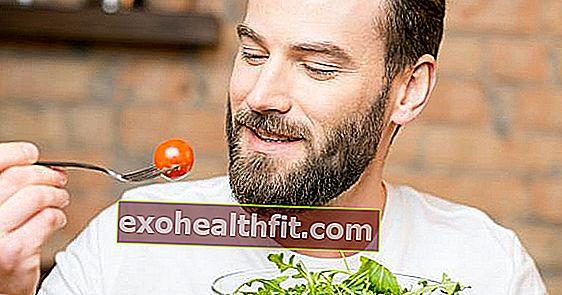 Untuk menurunkan berat badan dengan cara yang sihat: 5 diet yang akan membantu anda menurunkan berat badan