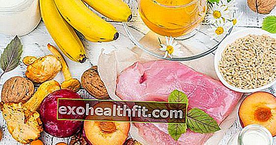 Продукти, що містять триптофан, і те, як ця амінокислота діє в нашому організмі