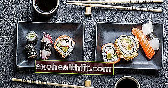Japán vagy kínai étel? Tudja, hogyan lehet megkülönböztetni? Nézze meg, melyik a legegészségesebb!
