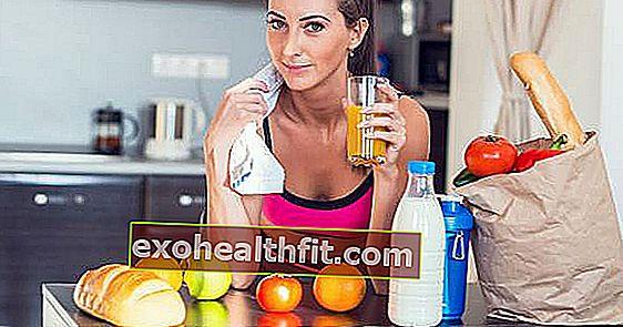الغذاء والتمارين الرياضية: ماذا نأكل قبل وأثناء وبعد التدريب؟