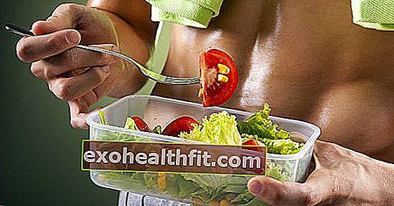 عبوات من ستة عبوات: تعرف على كيفية تحديد بطنك من خلال الأكل الصحي!