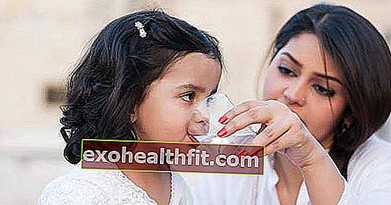 Minum banyak air! 4 tips untuk menjaga tubuh Anda tetap terhidrasi