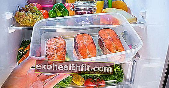 อาหารแช่แข็ง: 6 ตัวเลือกที่ใช้ได้จริงและดีต่อสุขภาพในตู้เย็น!