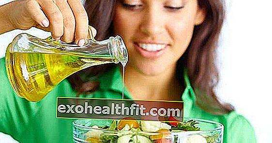 Apakah minyak paling sihat untuk digunakan di dapur?