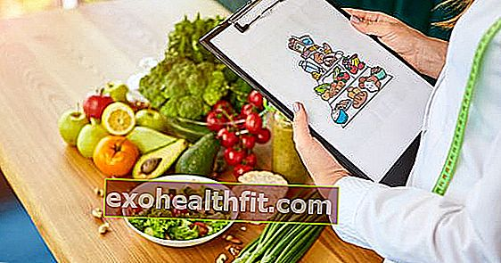 Piramid makanan vegetarian: ketahui tahap diet seimbang