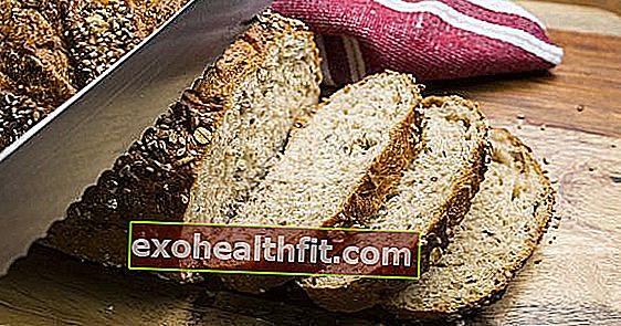 4 kolay ve çok sağlıklı ev yapımı ekmek tarifleri