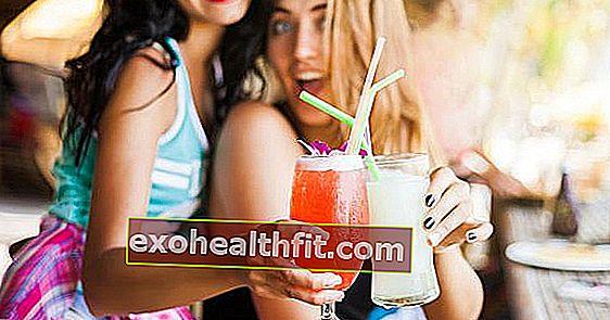 Penghidratan di Karnival: Ketahui cara mengganti cecair badan semasa berpesta!