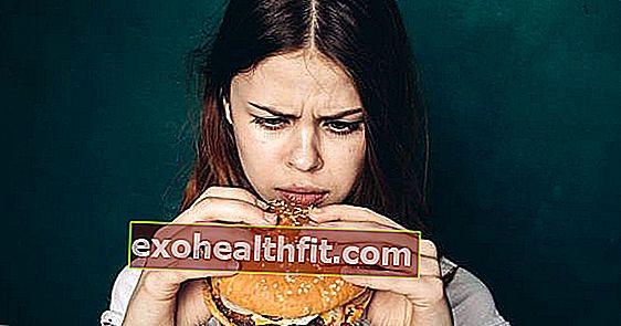 Adakah anda menderita usus yang terperangkap? Lihat makanan yang harus anda elakkan