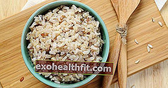 Qual è la differenza tra riso bianco e riso integrale? Capire!