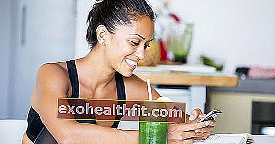 Makanan detoks: jus, salad, sup ... Ketahui semua mengenai rancangan makanan ini