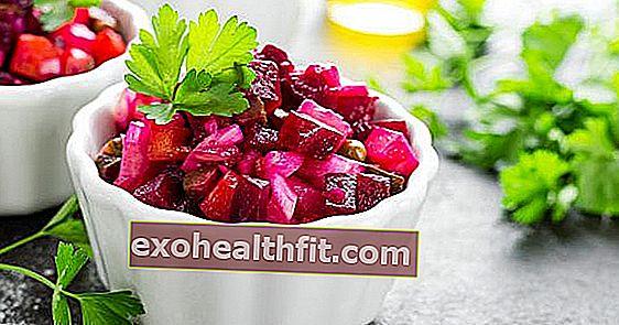 Beet, hati dan banyak lagi: temui 6 makanan yang membantu penyembuhan kulit
