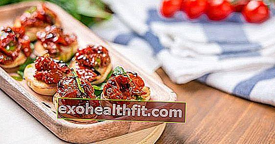 6 طرق لإدراج الطماطم المجففة في نظامك الغذائي اليومي