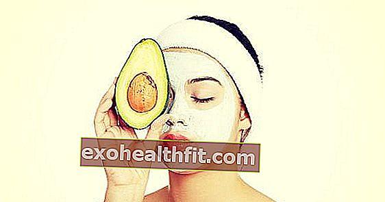 Crema di avocado: può lasciare il viso più pulito e più giovane. Guarda!