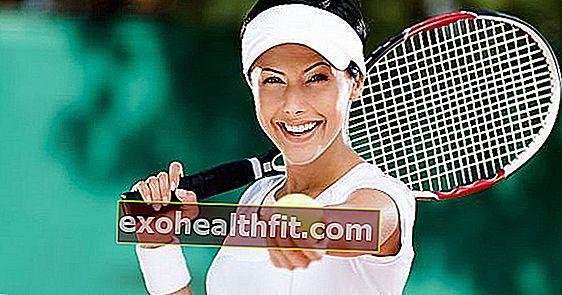 Играть в теннис! Один из самых полных видов спорта для нашего здоровья! Увидеть причины