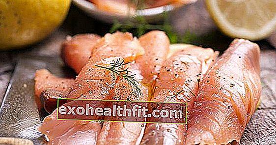 Come si prepara il salmone? Affumicato, alla griglia, arrosto ... Vedi le migliori opzioni