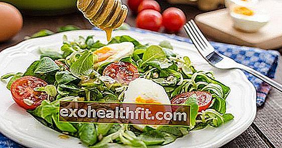 Miele in piatti salati? 8 ricette per combinare il cibo in insalate e carni