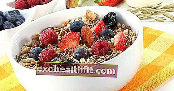 الفواكه والحبوب: مزيج عالي الألياف لنظامك الغذائي الصحي