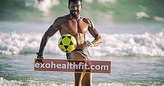Altinha στην παραλία: Ευχαρίστηση και άσκηση στη θάλασσα! Μάθετε περισσότερα για το άθλημα!
