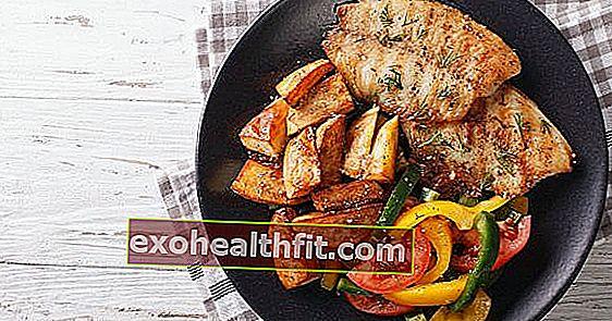 Ricette con la tilapia: 6 opzioni salutari per gustare questo pesce a pranzo