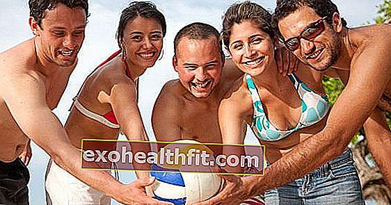 الألعاب الجماعية: 6 رياضات لجمع أفضل الأصدقاء خلال فصل الصيف!