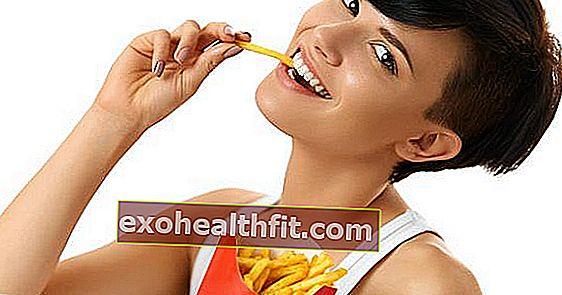 Le patatine possono essere salutari? Sì! Scopri i miti e la verità sul cibo