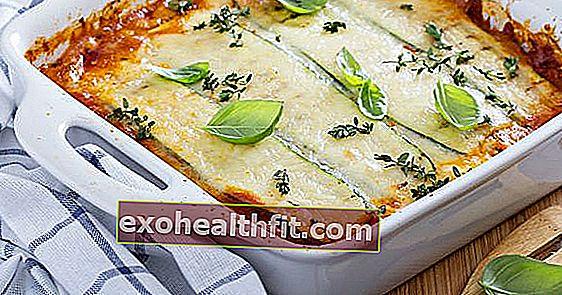 Здорова лазанья: як приготувати їжу з більш поживними інгредієнтами