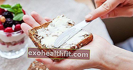 Chi tiêu gì cho bánh mì? Bơ, sữa đông, bột nhão ... Khám phá các loại nhân ngon nhất