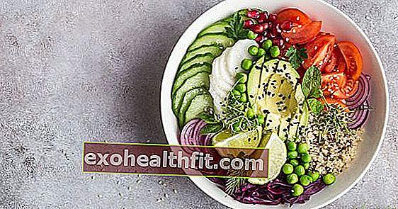 Salad giải độc để giảm đầy hơi: 6 công thức giúp loại bỏ độc tố khỏi cơ thể