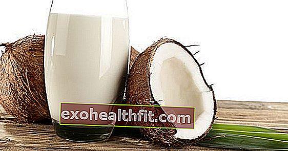 Γάλα καρύδας: Η πιο υγιεινή επιλογή για δυσανεξία στη λακτόζη! Μάθετε περισσότερα!