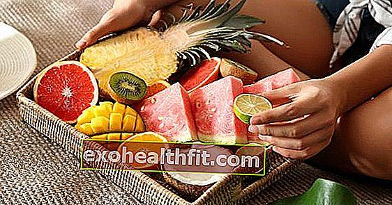 Τροφές πλούσιες σε νερό για φαγητό άνετα το καλοκαίρι