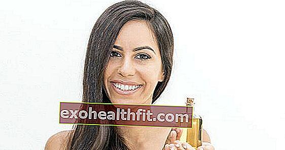 Olio nei capelli: aiuta l'idratazione dei capelli ricci e lisci! saperne di più