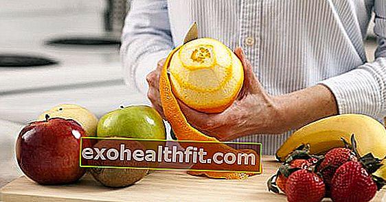 عصير مع قشر الفاكهة لذيذ! انظر 6 خيارات للتحضير في المنزل