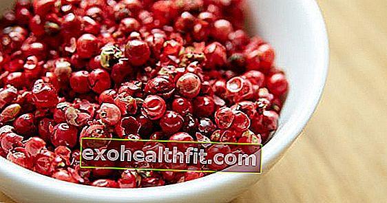 Розовый перец: 5 преимуществ этого бразильского растения в вашем рационе