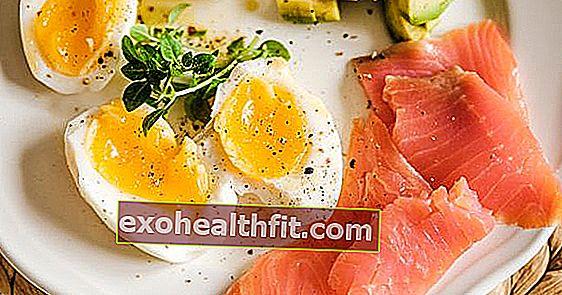 Thực phẩm có iốt giúp ngăn ngừa các vấn đề về tuyến giáp