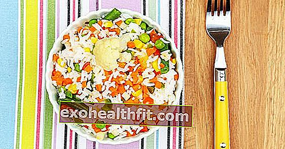Nasi dengan sayur-sayuran: Ketahui bagaimana kombinasi ini sangat sesuai untuk kesihatan anda