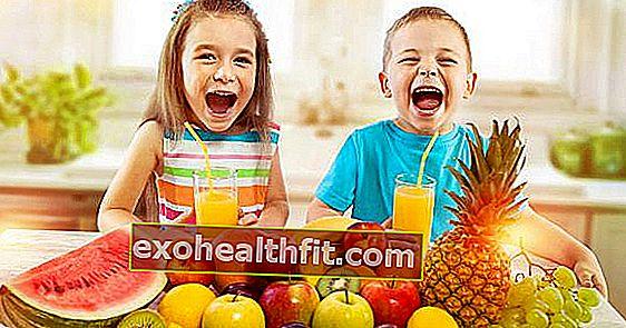 Trái cây tháng 10: Tìm ra những loại trái cây nào sẽ lên trong tháng của trẻ em