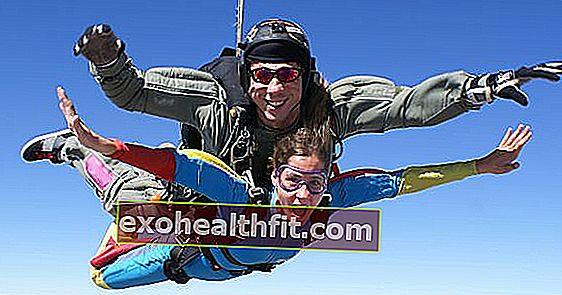 Повітряні види спорту: 5 безкоштовних польотів для тих, хто не боїться висоти!
