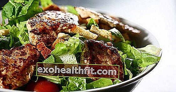 Meleg saláta: Tanuld meg elkészíteni ezt a tökéletes előételt hideg napokra